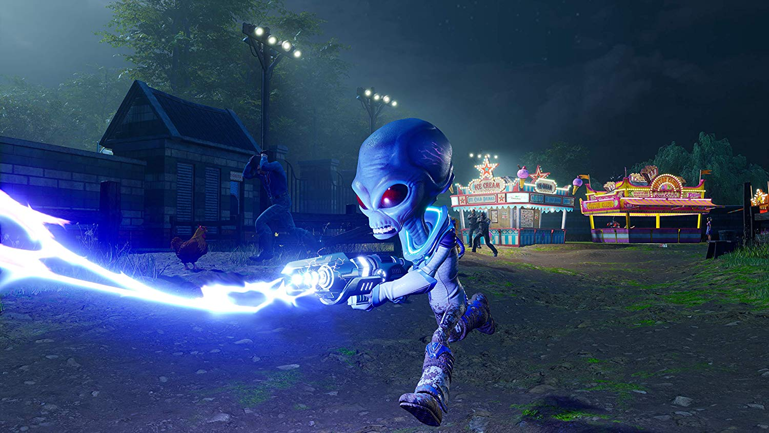 Destroy All Humans! remake announced with Rammstein-infused trailer