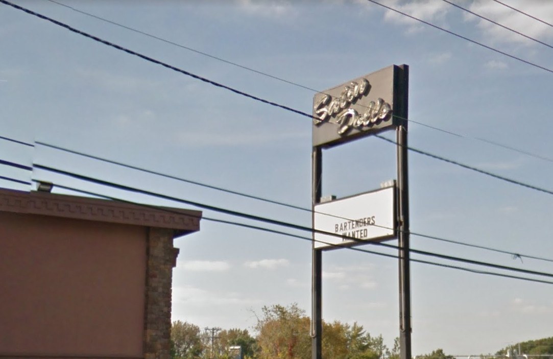 Bada Bing! New Jersey whacks Sopranos strip club