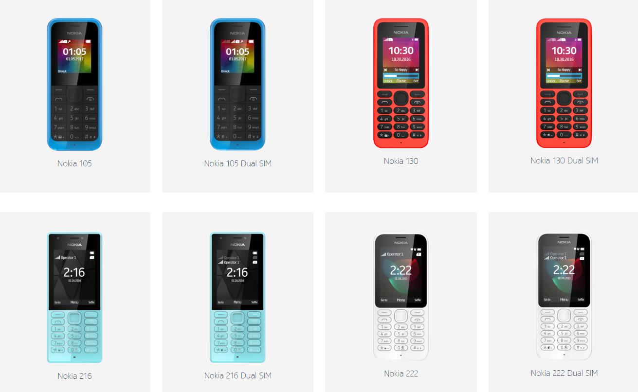 Nokia Is Once Again Producing And Selling Mobile Phones Ladbible 2016 Credit