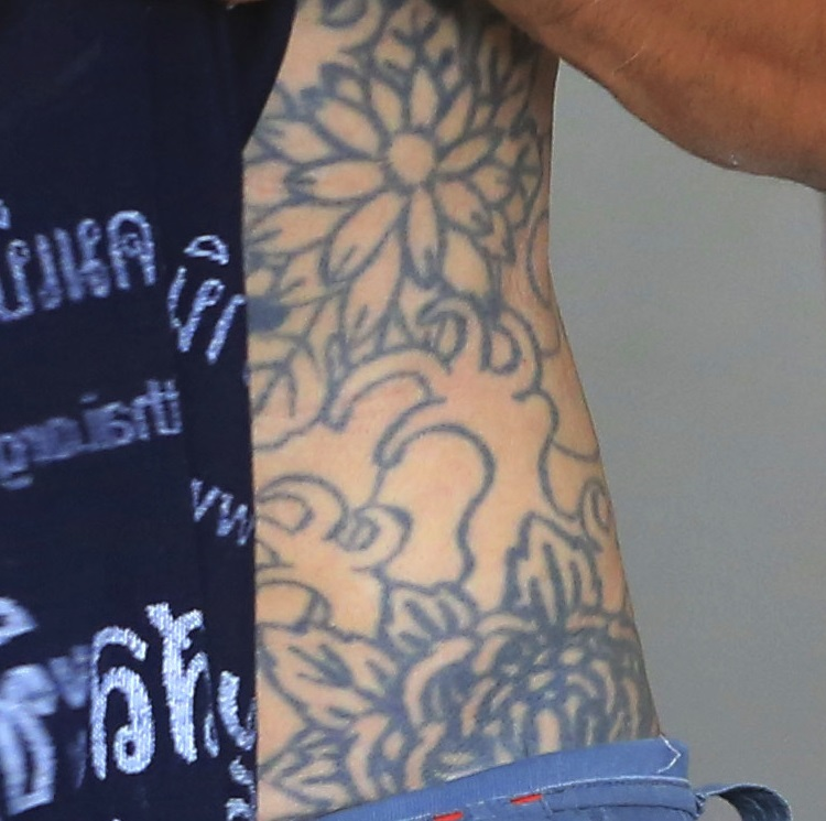 There Are Hidden Meanings Behind The Tattoos On The Arrested Yakuza