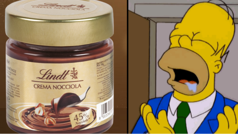 Lindt Has Brought Out Its Own Hazelnut Spread And I Need It All