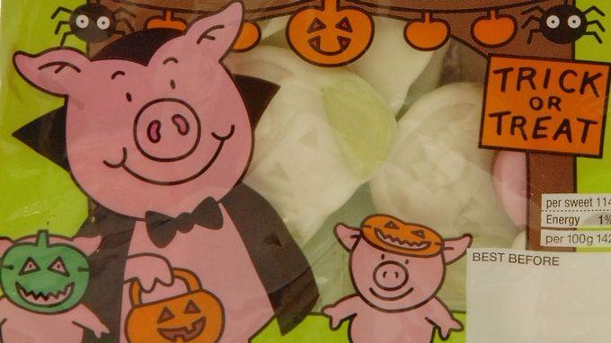 Percy Pig Has Had A Spooky Halloween Transformation