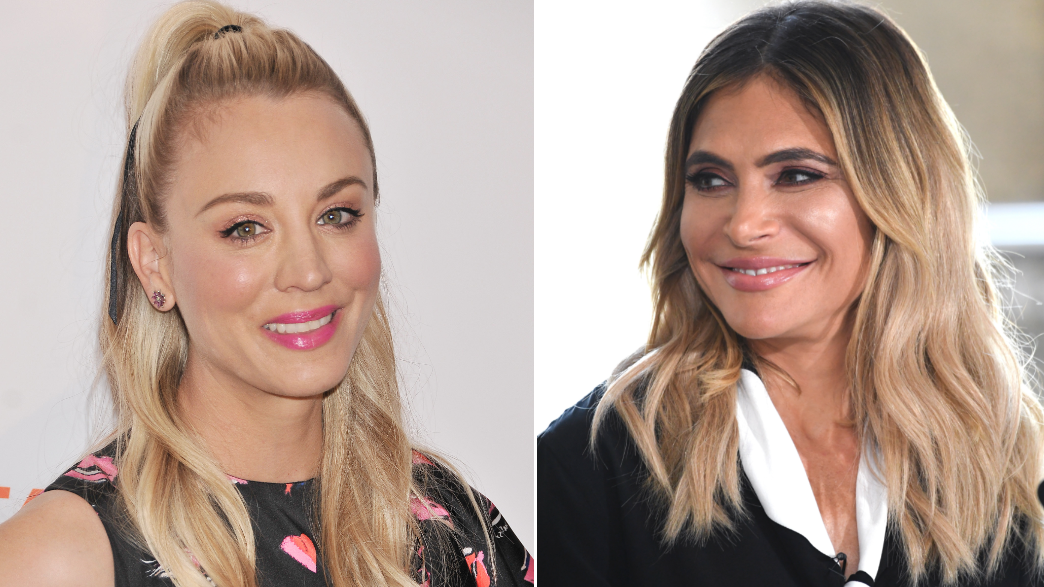 Ayda Field Nearly Got Kaley Cuoco's Role In The Big Bang Theory