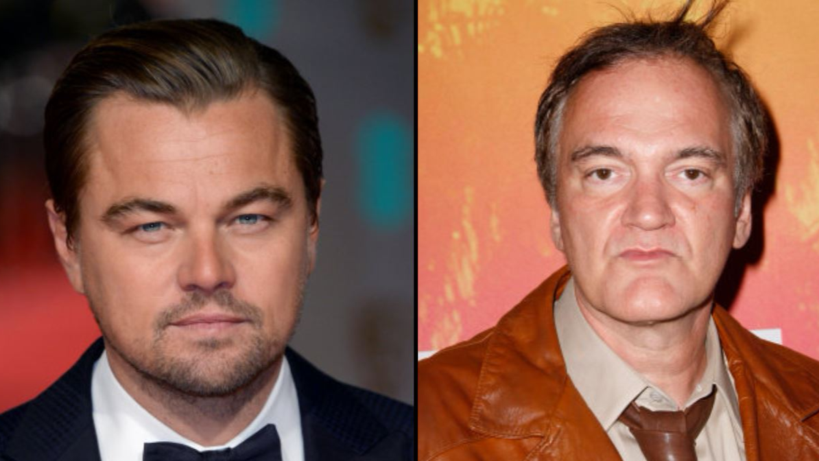 ​Leonardo DiCaprio Reportedly Starring In Quentin Tarantino's Movie About Charles Manson