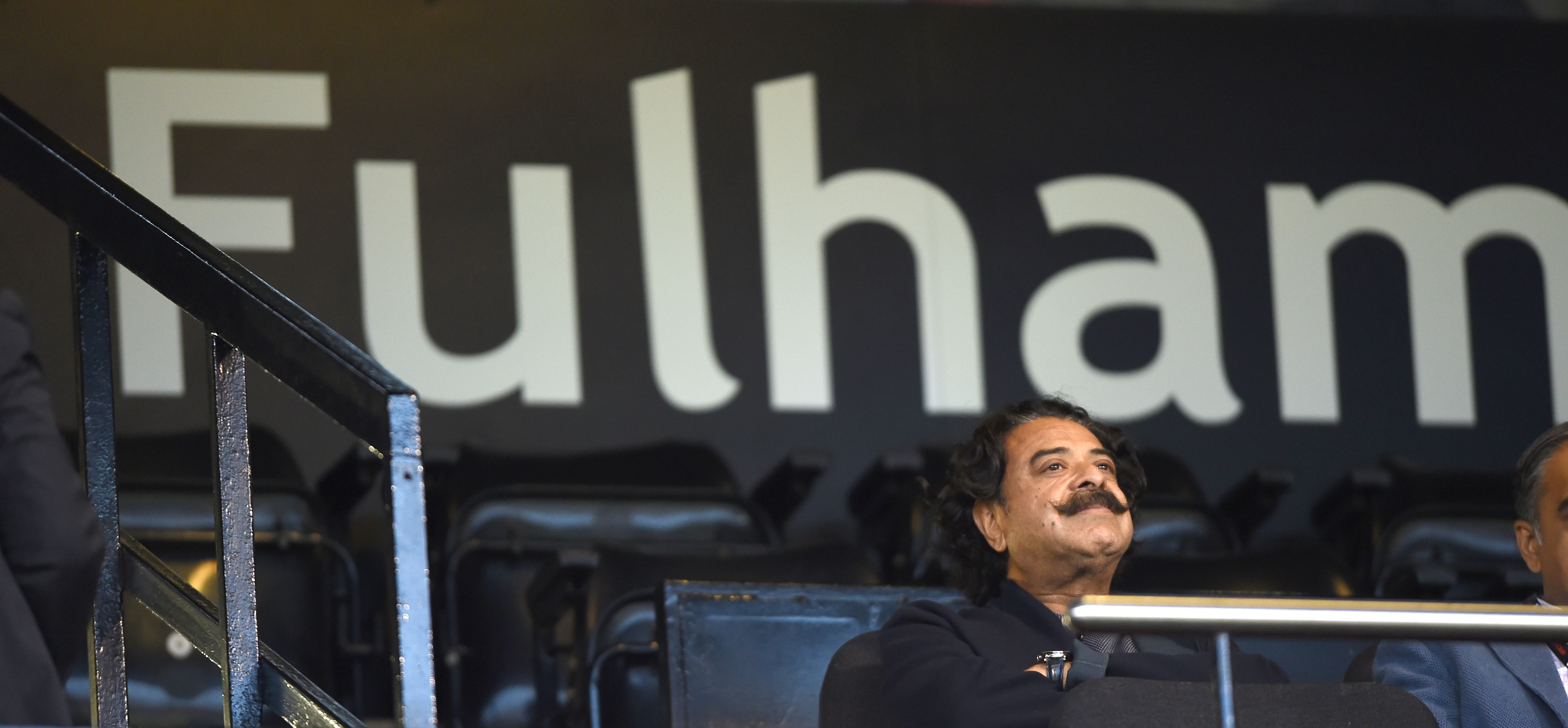 Fulham owner Khan could soon own Wembley stadium. Image: PA Images