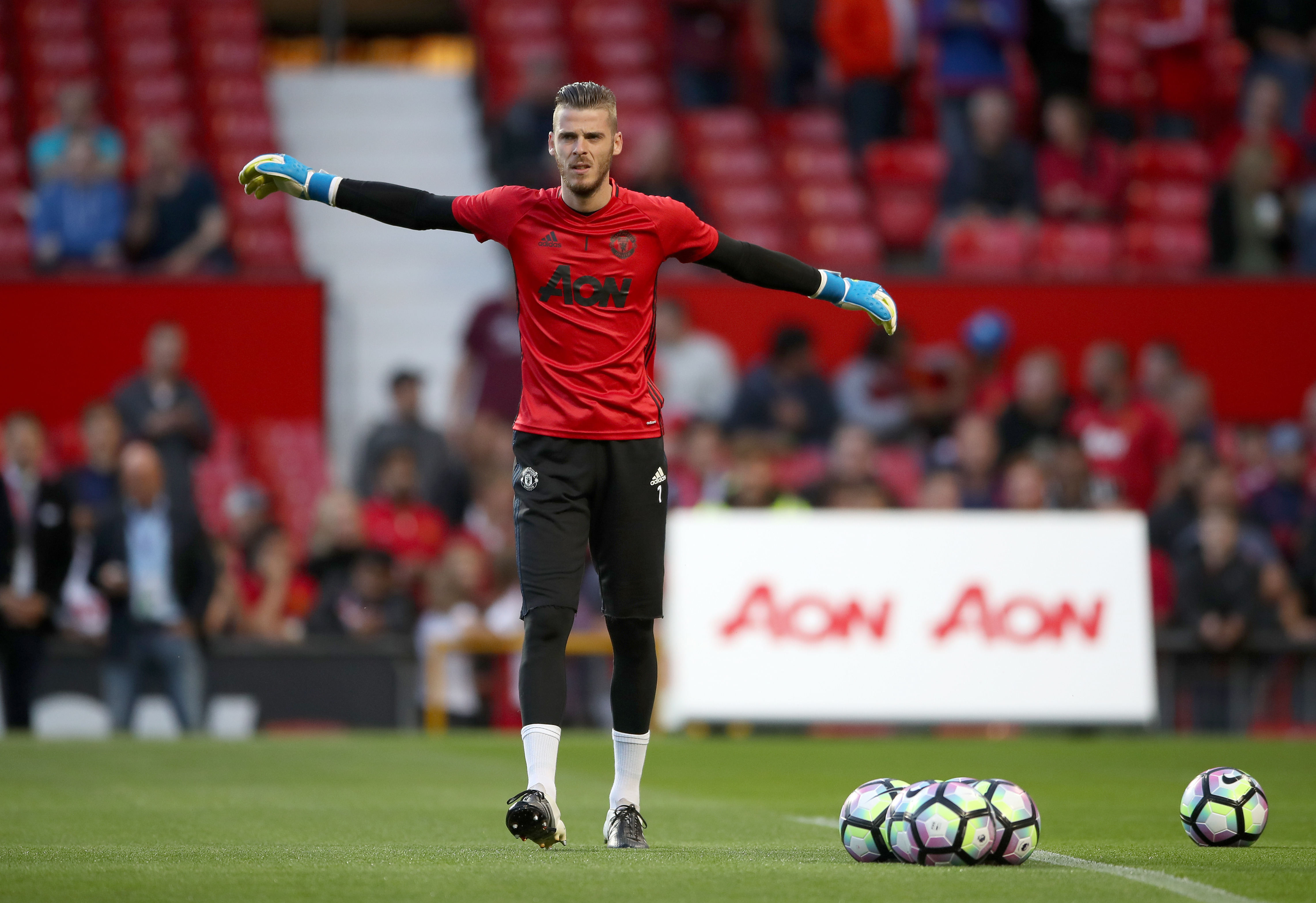 Losing De Gea has been previously unthinkable for United. Image: PA Images