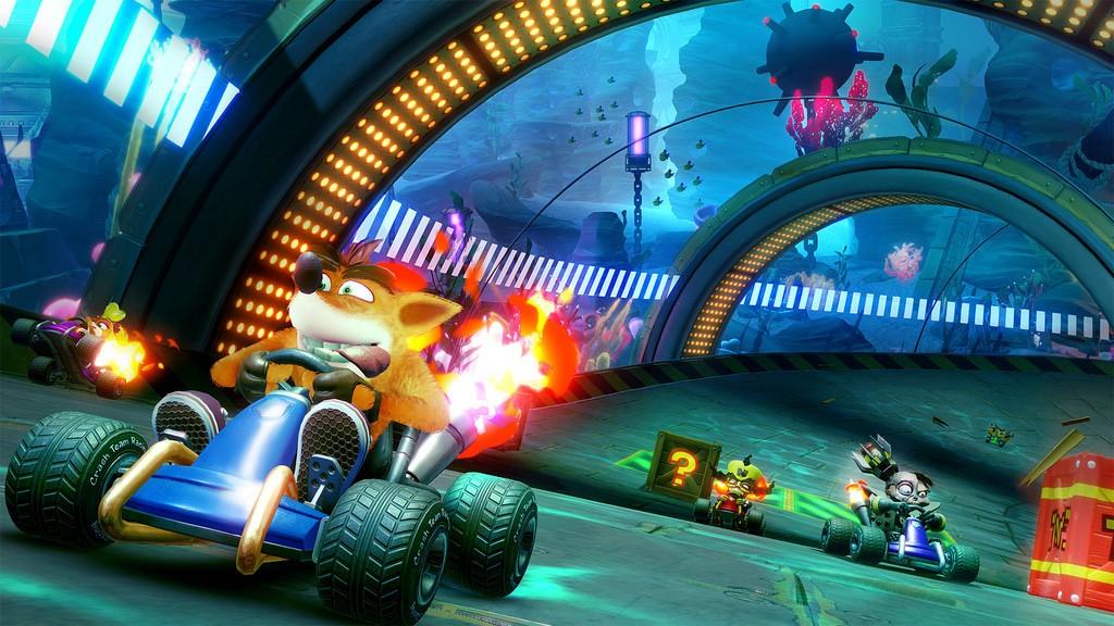Crash Team Racing Nitro-Fuelled