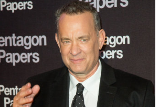 Tom Hanks Voted As People's Favourite Actor. Credit: PA