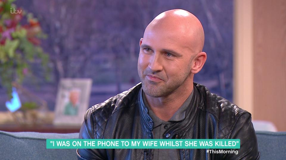 A Man Who Heard His Wife Being Killed Has Found Love Again