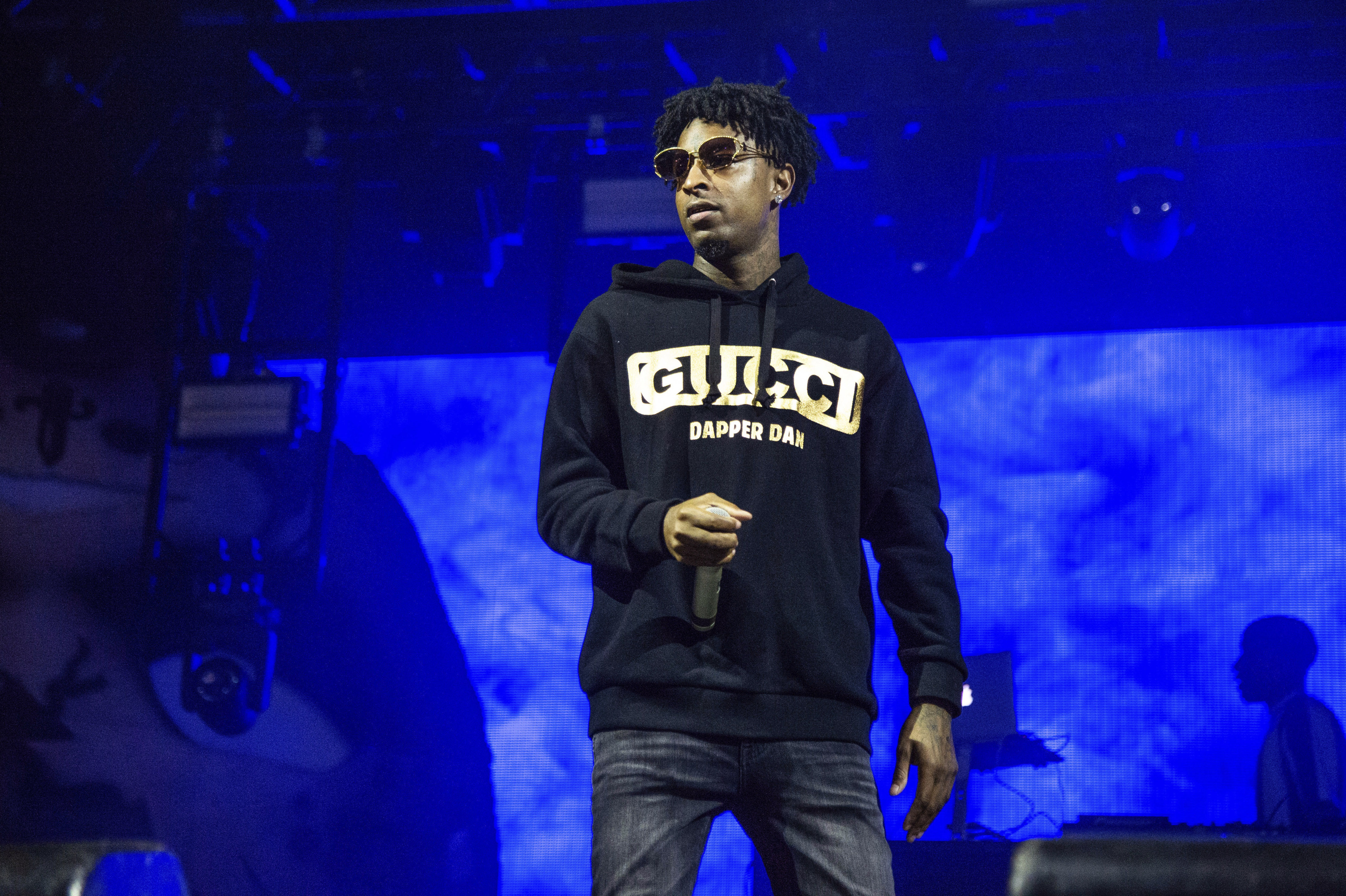 Grammys 2019: 21 Savage Will Likely Miss Show Due to ICE Arrest