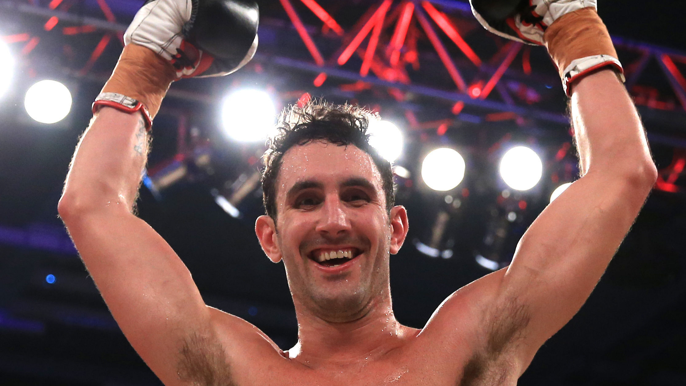 Sheffield Boxer Scott Westgarth Dead After Collapsing Following Fight