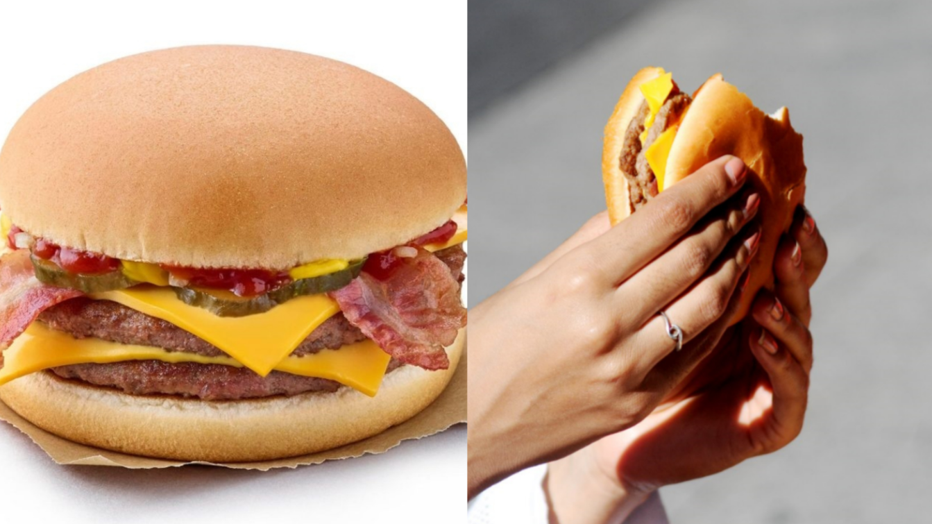 McDonald's Adds Bacon Double Cheeseburger To Menu