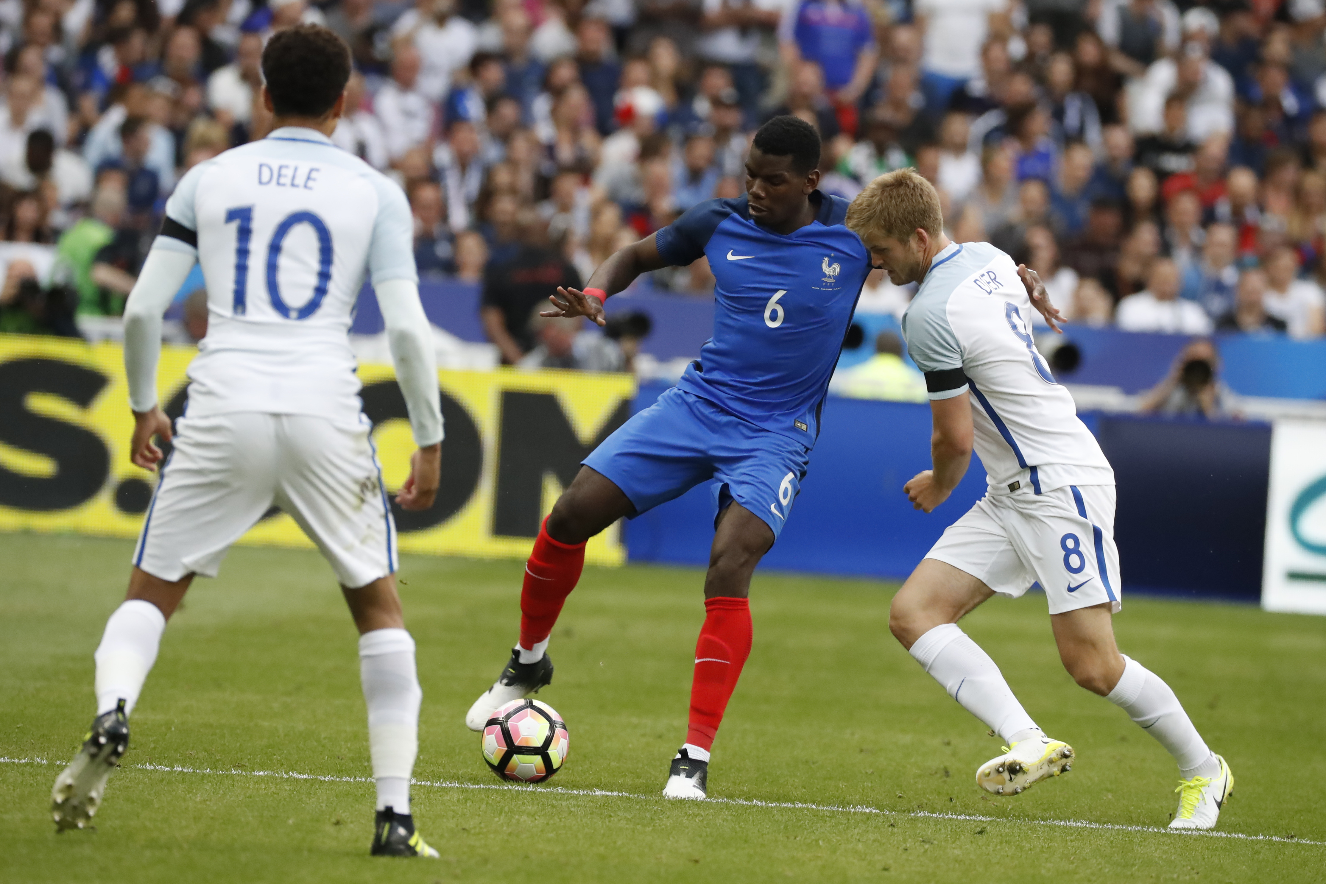Pogba surprised by Mbappe, Dembele talent