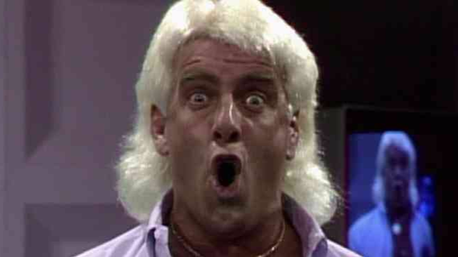 Ric Flair Has Had A Busy Day On Twitter