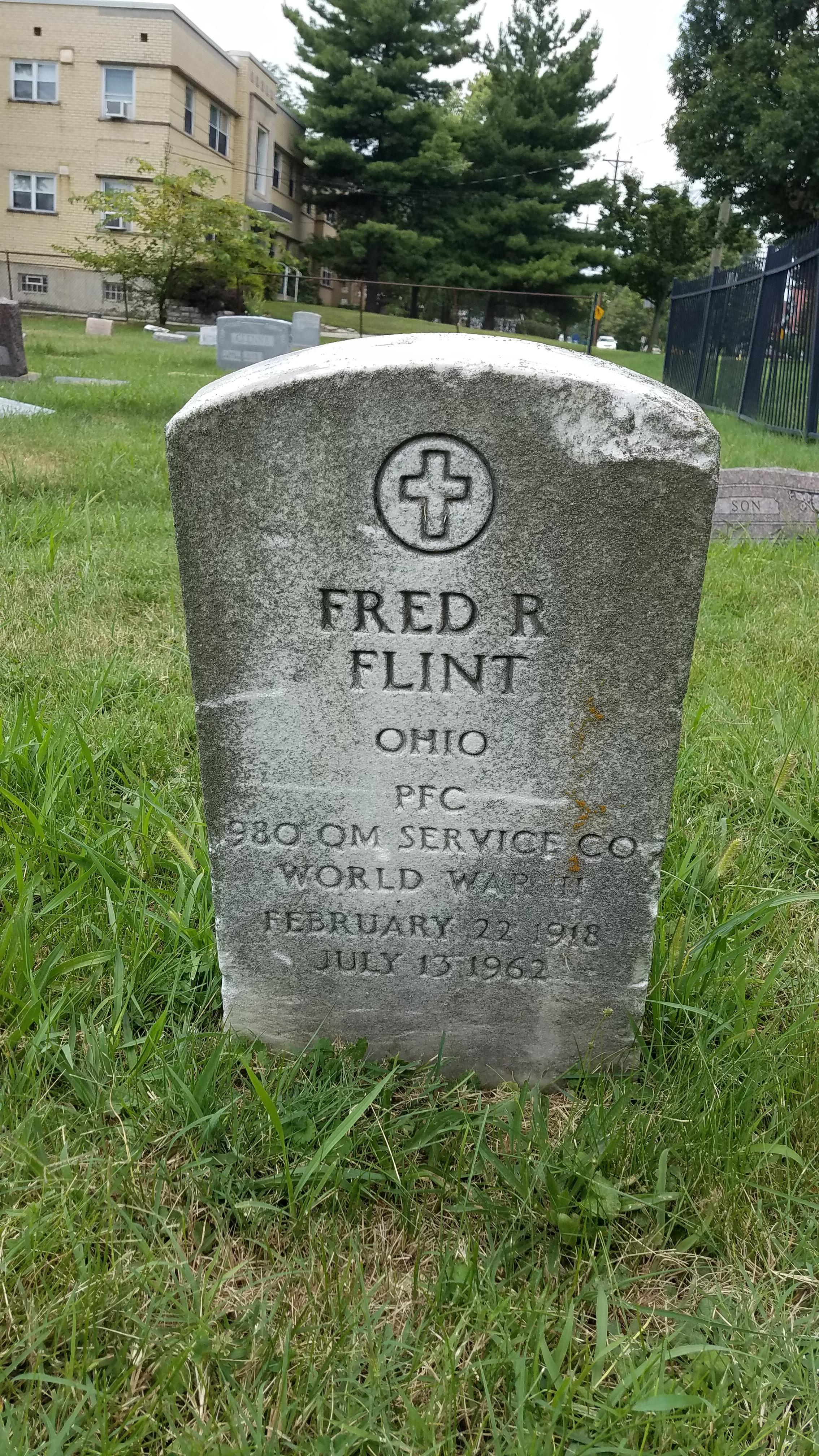 Fred Flints stone.