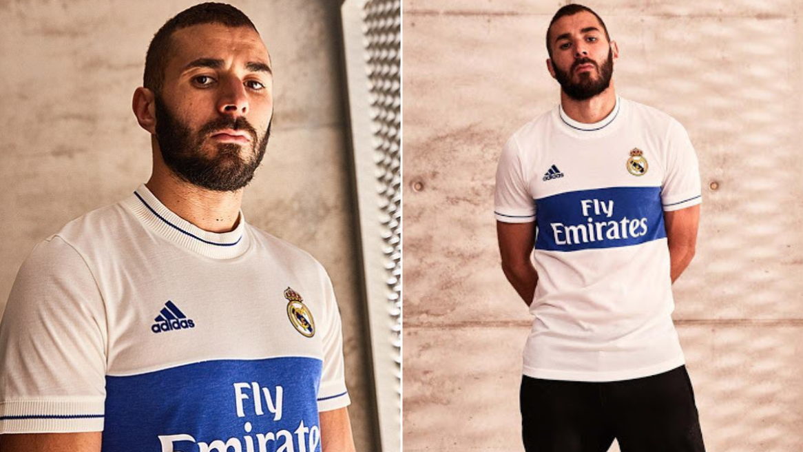 separation shoes 37dc0 0c9d6 Real Madrid Release 'Limited Edition' Classic Shirt That We ...