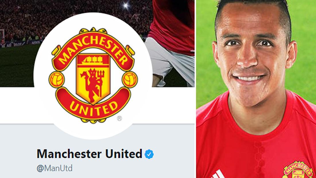 Alexis Sanchez's Agent Fernando Felicevich Follows Manchester United On Twitter