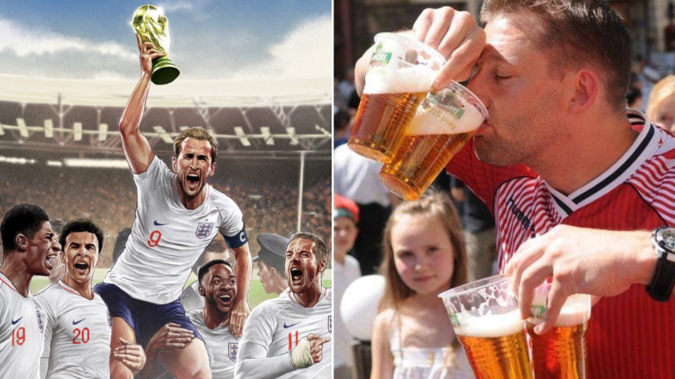 There's A Petition To Make July 16th A Bank Holiday To Celebrate 'Football Coming Home'