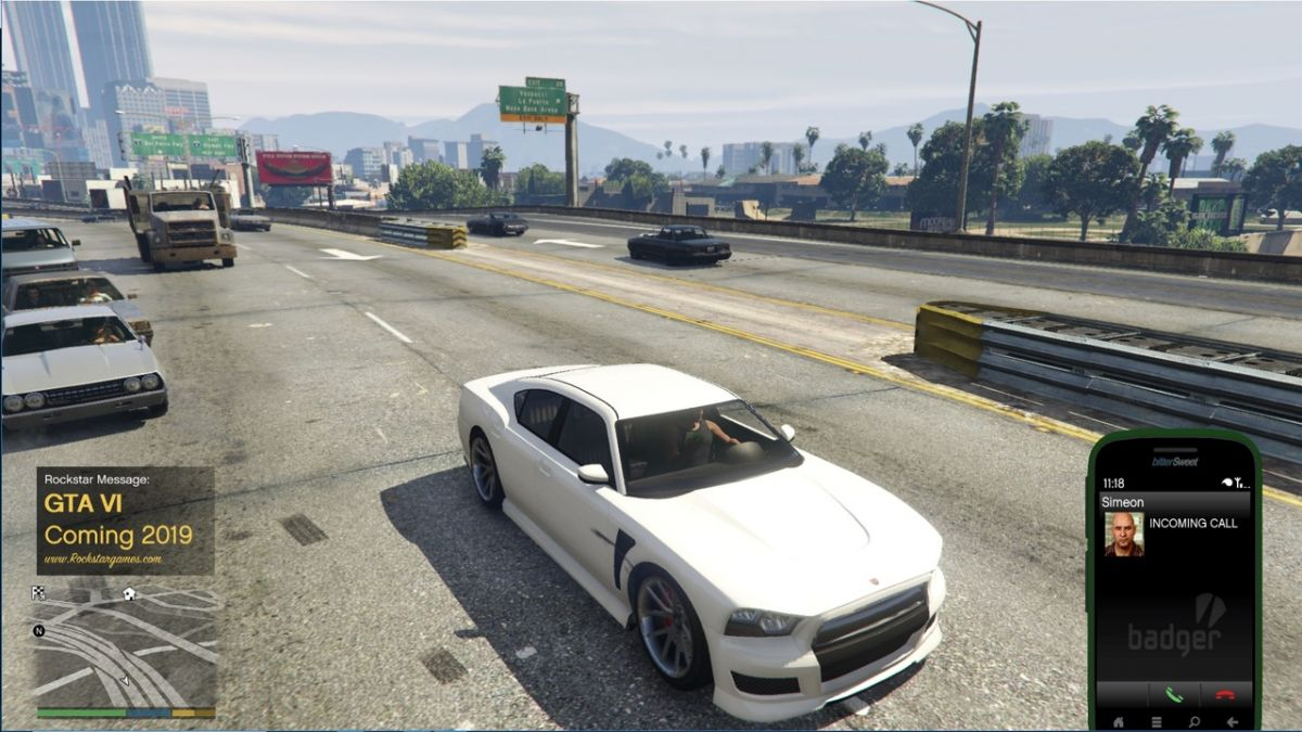 GTA VI message in GTA Online was a hoax, according to Rockstar