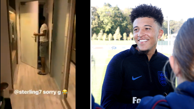 Raheem Sterling Storms Out After Losing To Jadon Sancho At FIFA 19