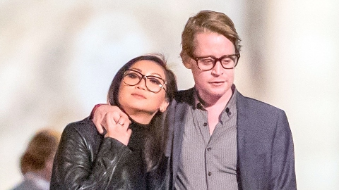 New Pictures Of A Sober, Hipster Macaulay Culkin Are Giving Us Feels
