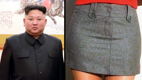 Kim Jong-Un Has Now Banned Mini Skirts In North Korea