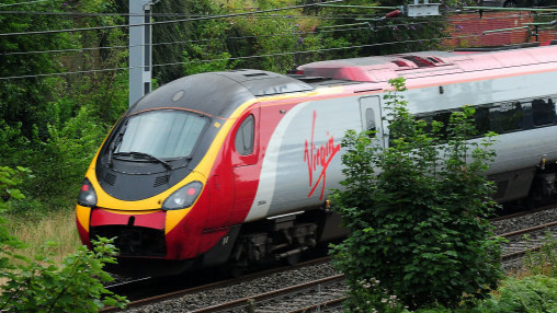 ​Virgin Trains Under Fire For Horrific Price Of Train Ticket To London