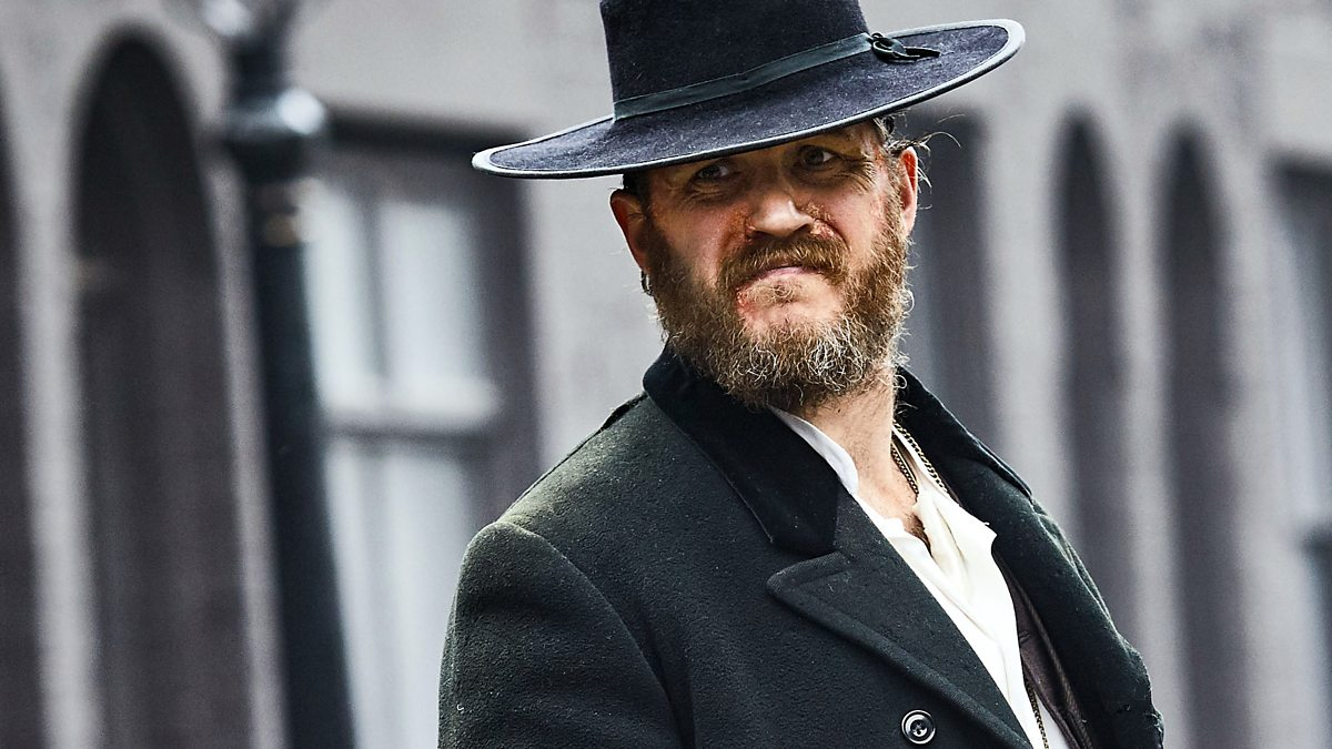 Tom Hardy 'Didn't Want' To Leave BBC's 'Peaky Blinders ...