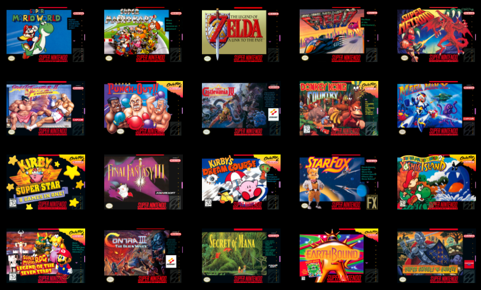 Great Games Missing from the SNES Classic