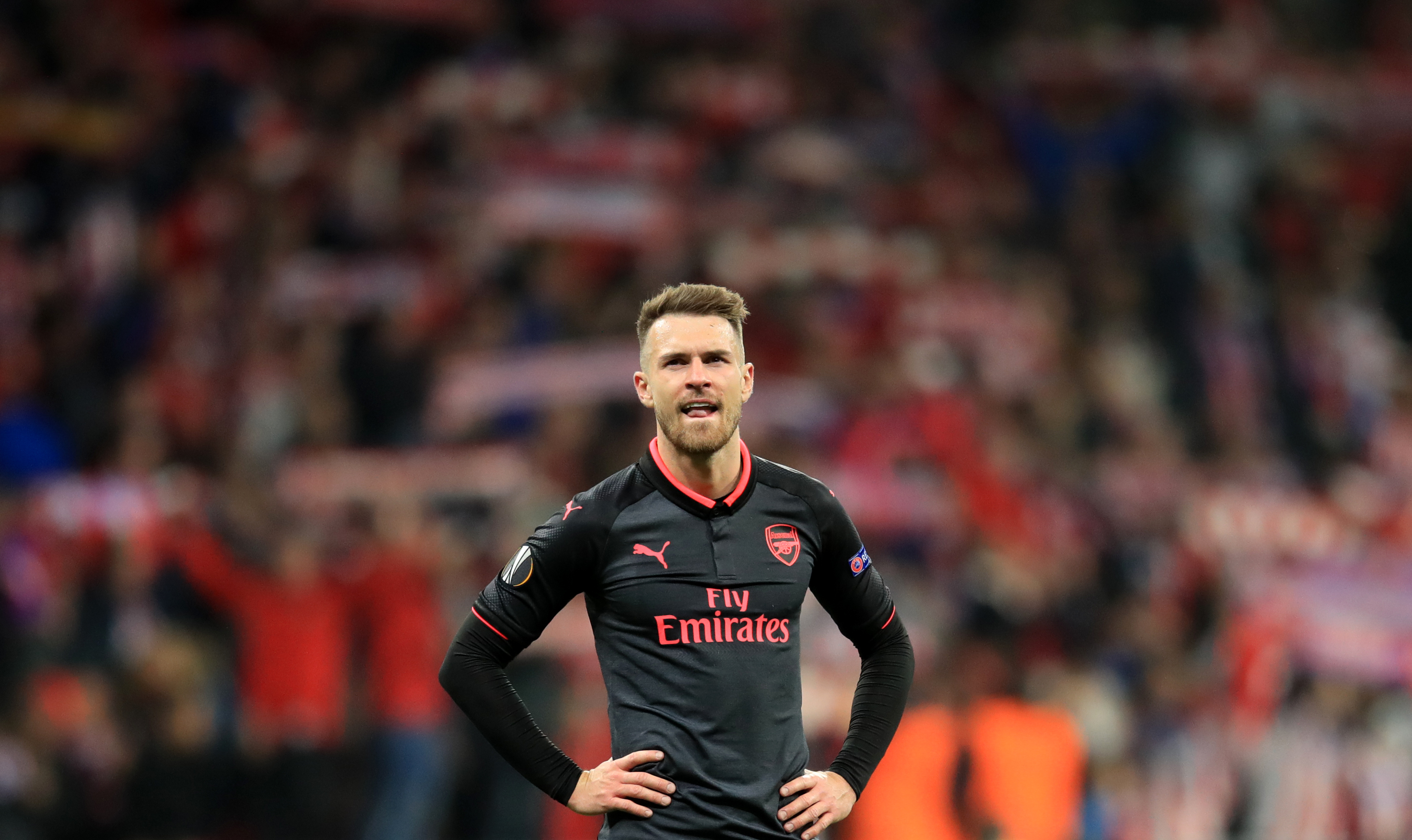 Aaron Ramsey's time at Arsenal coming to an end?