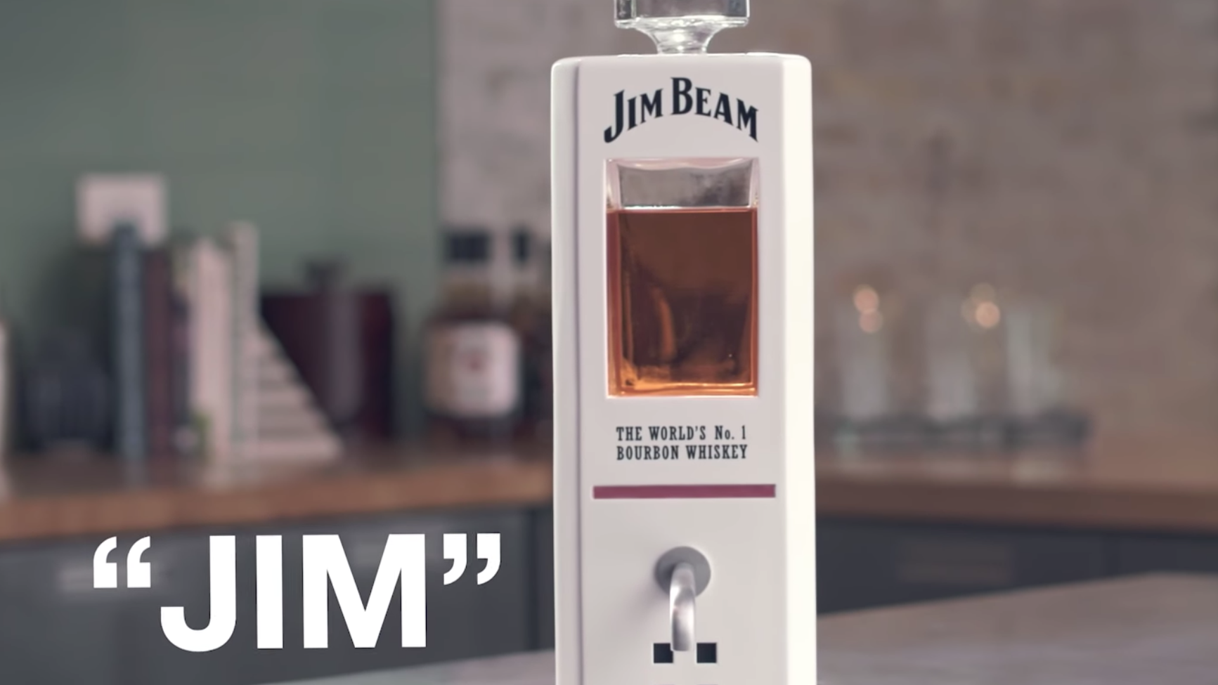 Forget Amazon's Alexa, This Home Assistant Will Pour You A Bourbon