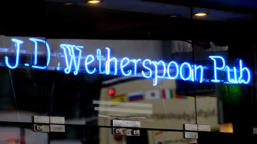 Wetherspoons Set To Stop Letting Customers Charge Their Phones