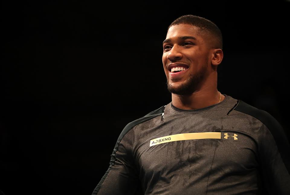 Assured Anthony Joshua too good for Parker