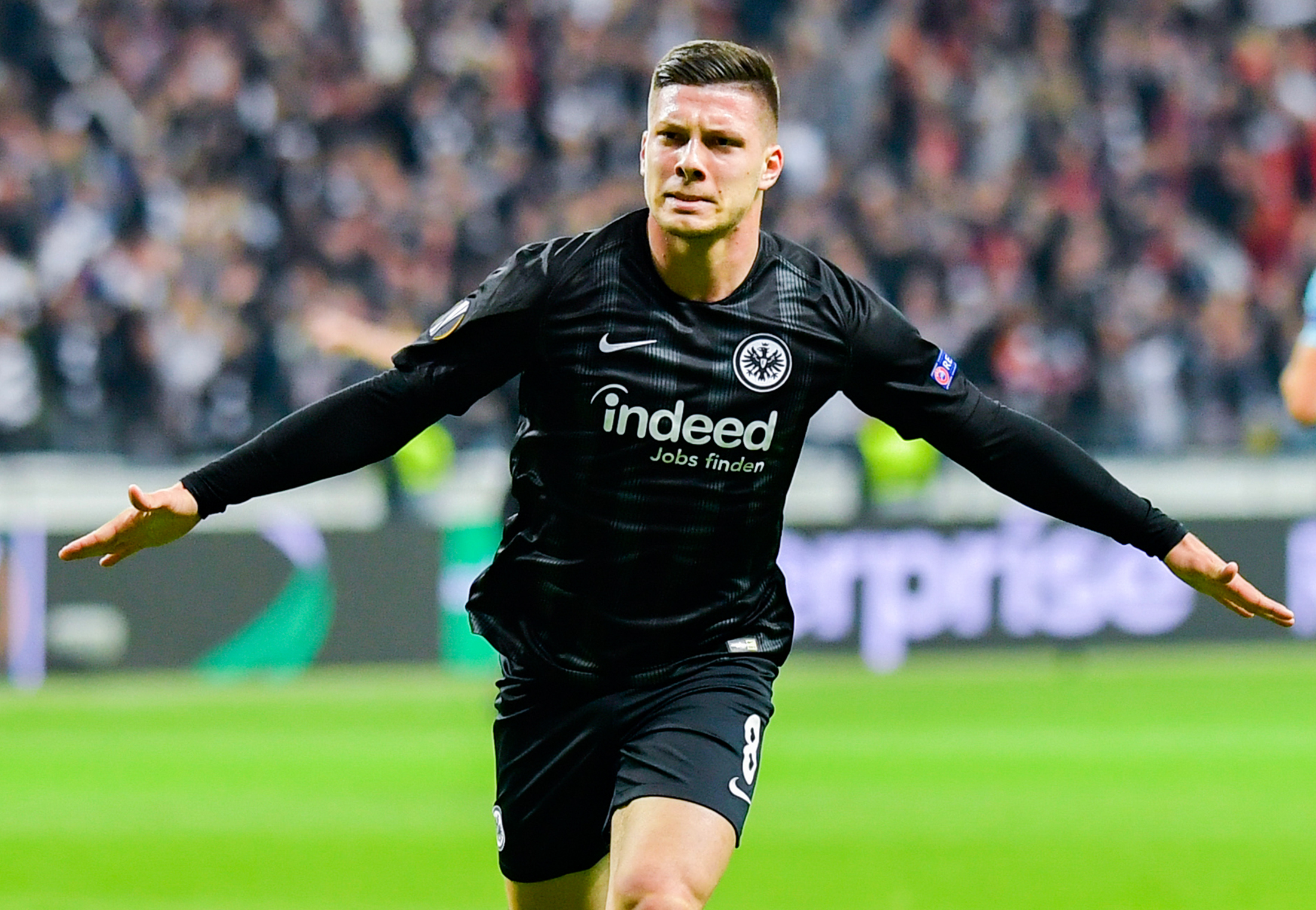 Image result for luka jovic real madrid