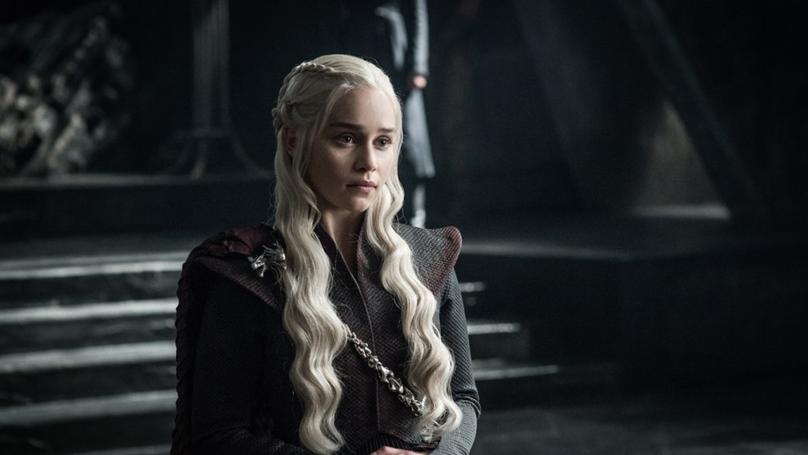Daenerys Targaryen. Credit: HBO