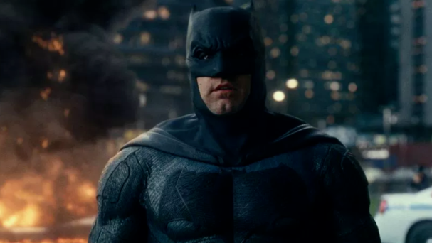 Robert Pattinson turns Caped Crusader in Matt Reeves' 'The Batman'