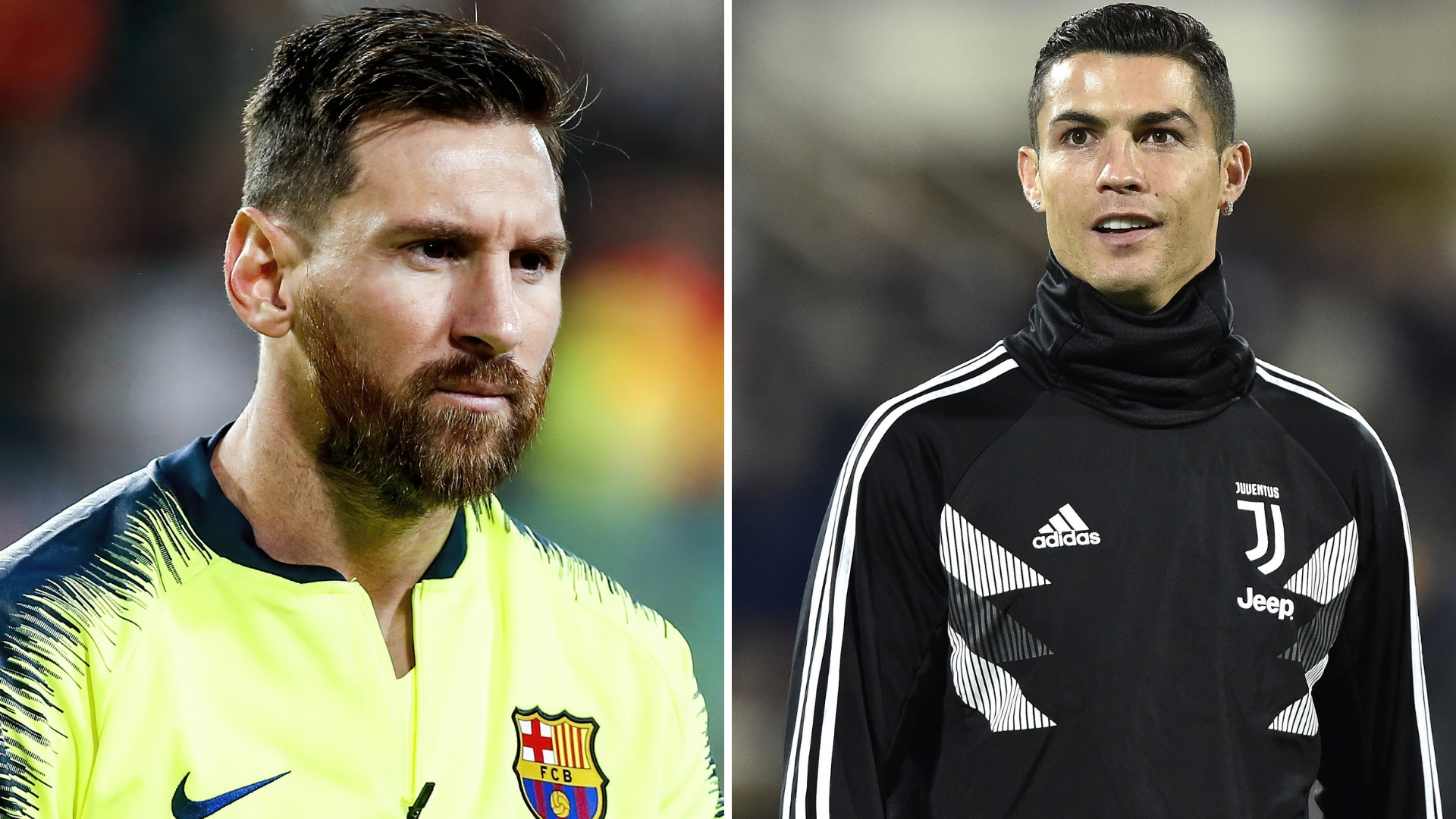 Video Shows How Good Messi Is Against Italian Teams After Ronaldo's Serie A Challenge