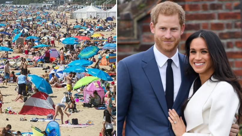 12-Day Heatwave To Hit The UK Just In Time For Royal Wedding