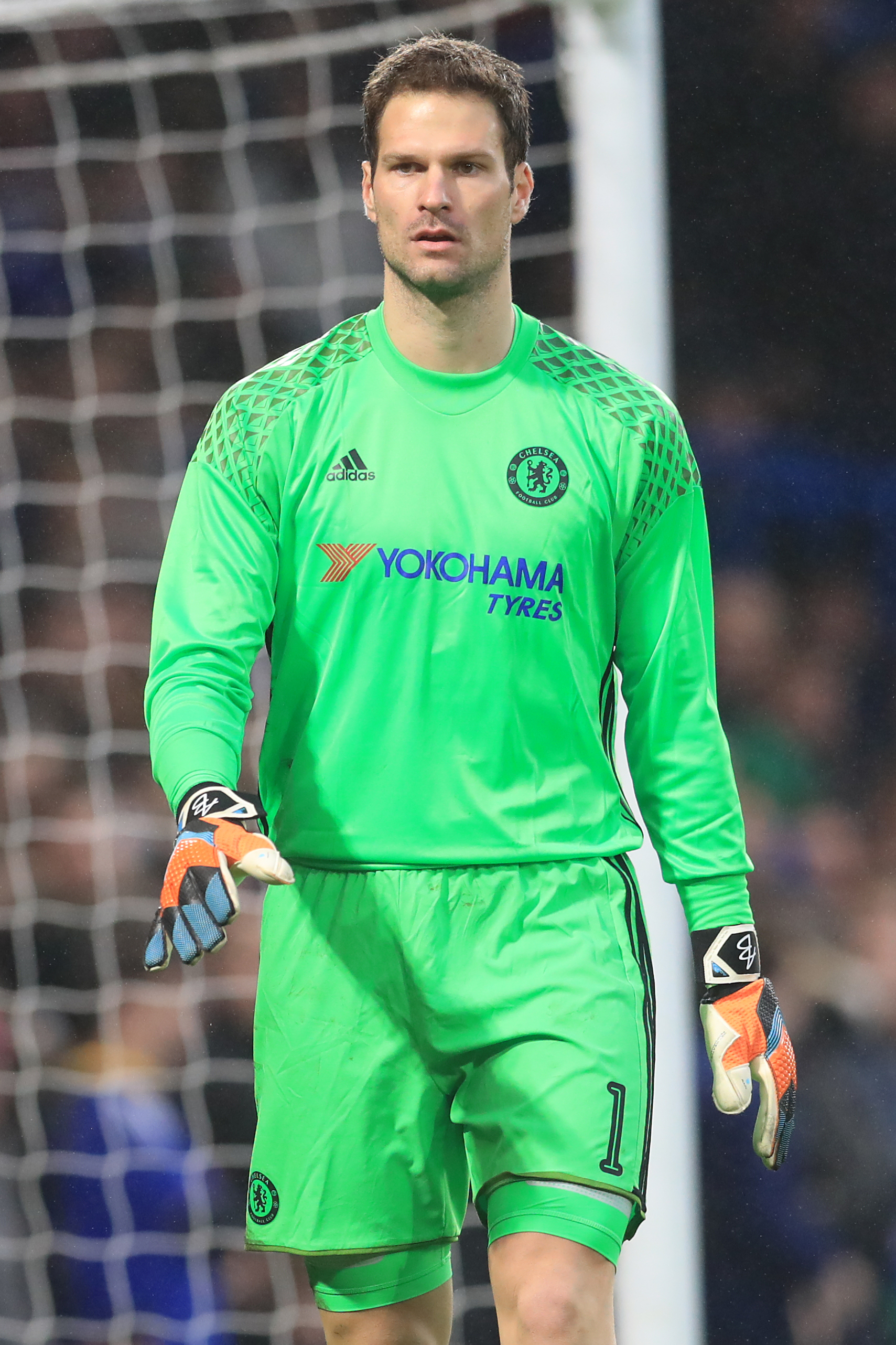 Asmir Begovic Isn t A Fan Chelsea s Latest Transfer Tar