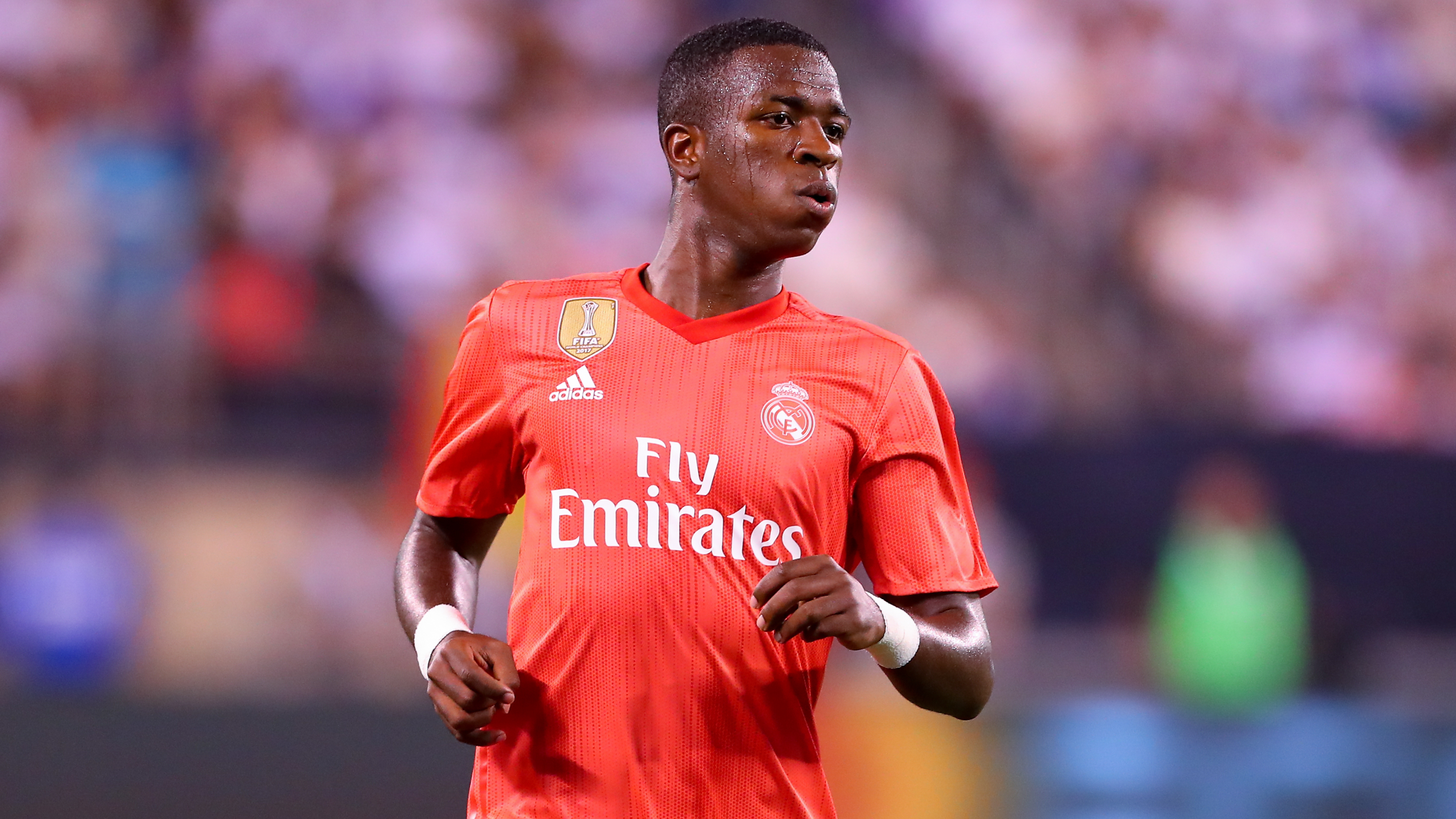 Real Madrid Youngster Vinícius Júnior Included In Champions League Squad
