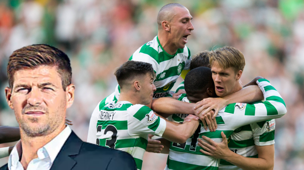 Paddy Power Pay Out On Celtic Winning League With 244 Days Of Season Left