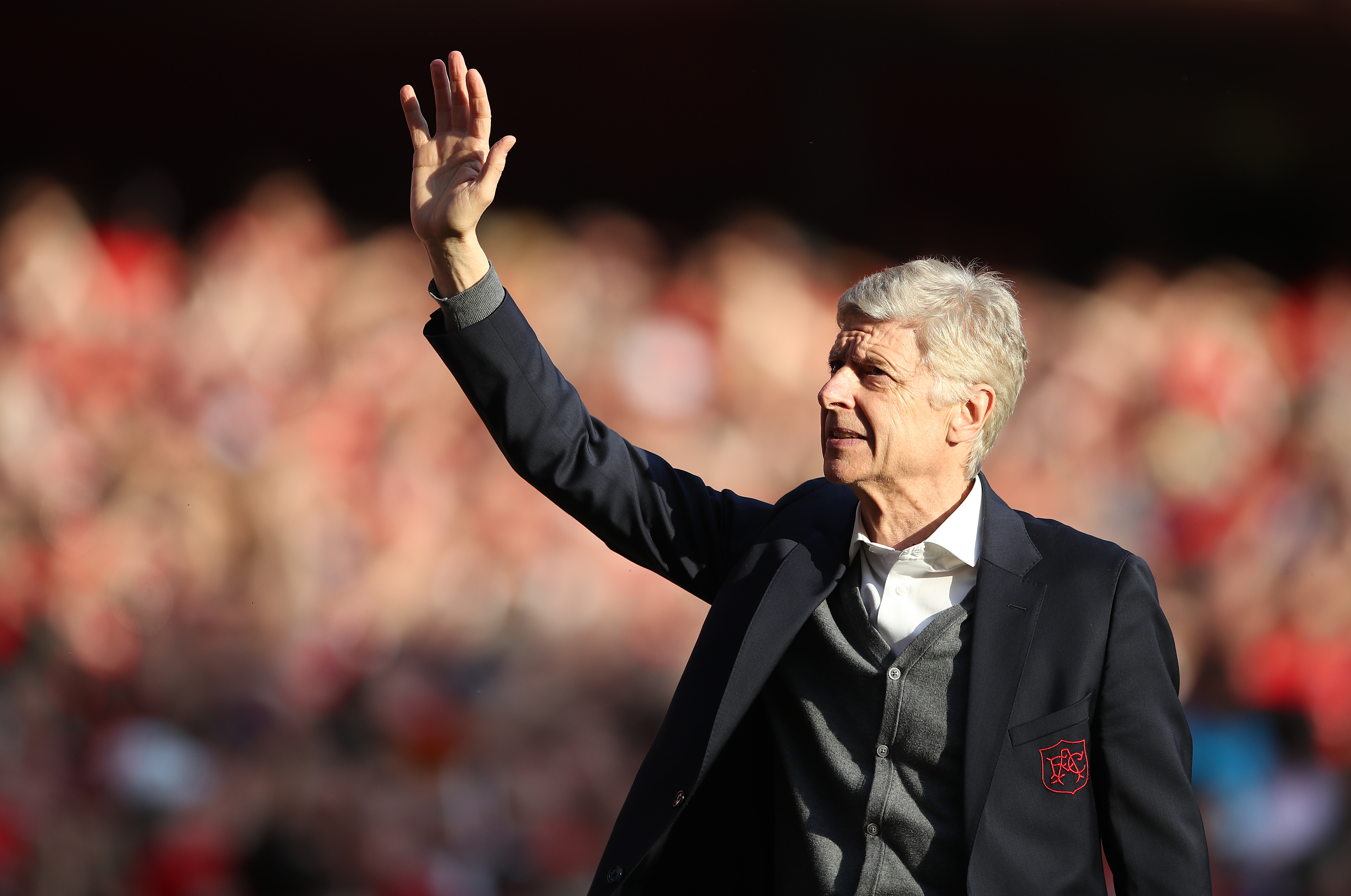 Wenger denies AC Milan reports""