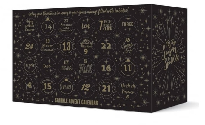 Asda 39 s brought out a cheese advent calendar and it 39 s a for Where to buy cheese advent calendar