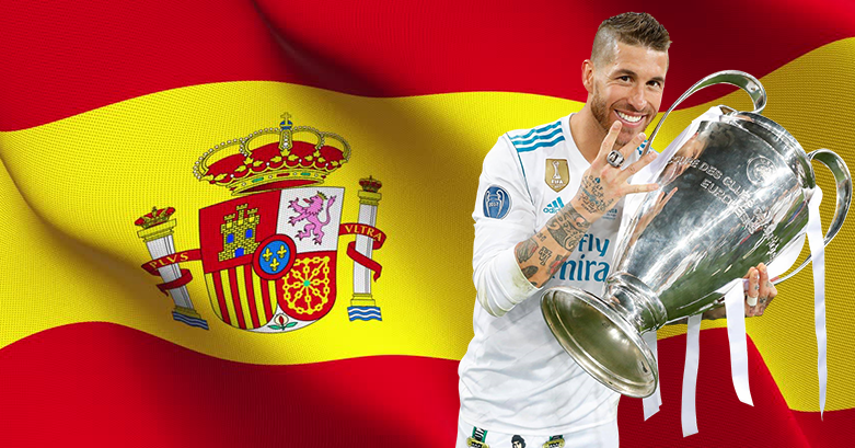 Real Madrid Captain Sergio Ramos Voted Best Defender In World Football