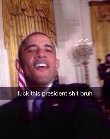 Obama ending his term like