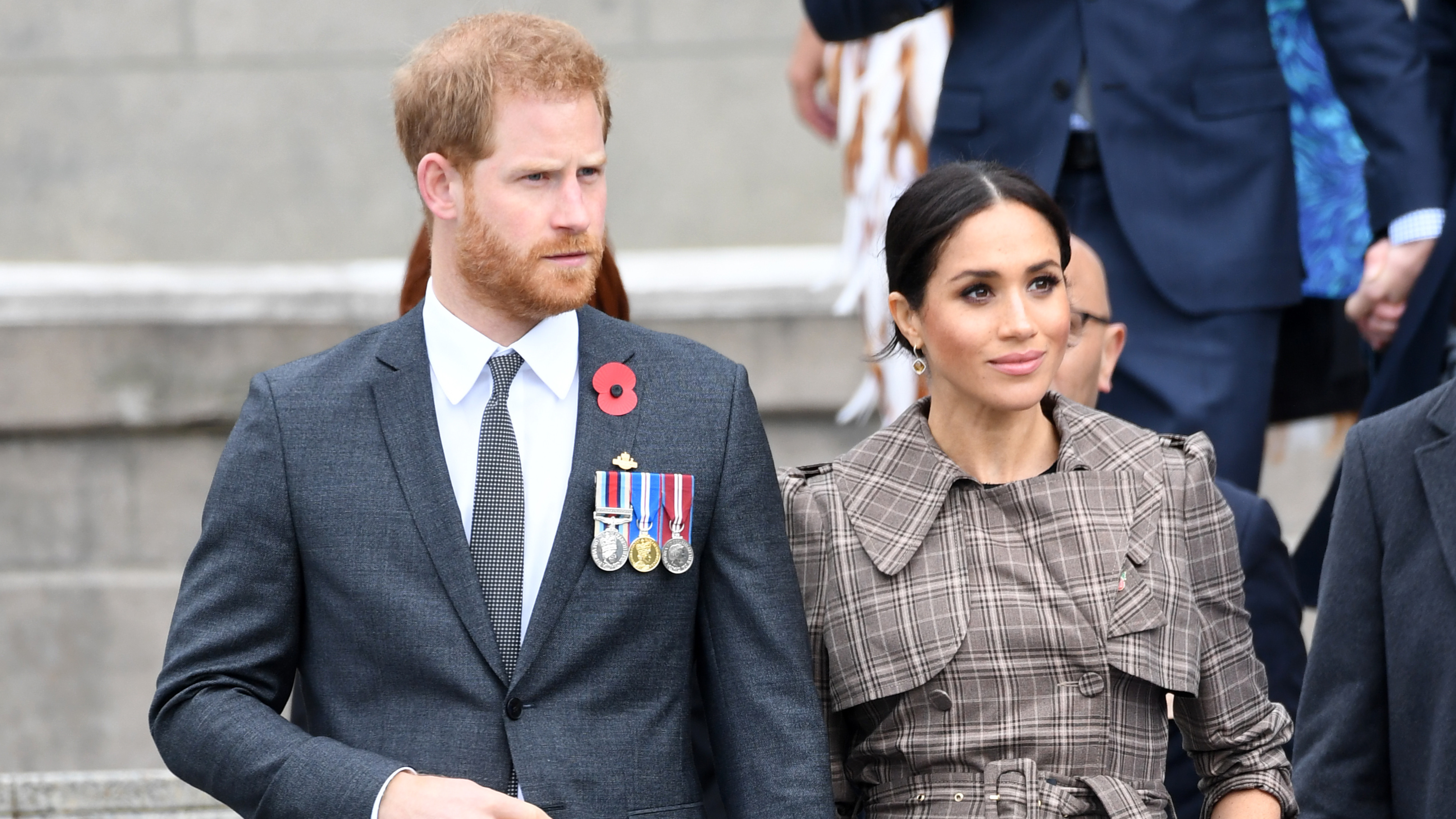 Meghan Markle Wore A £38 Maternity Dress From ASOS During Trip To New Zealand