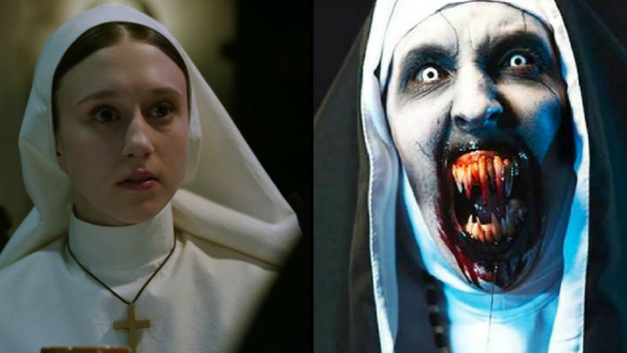 trailer for 'the nun' has caused controversy for being too scary ...