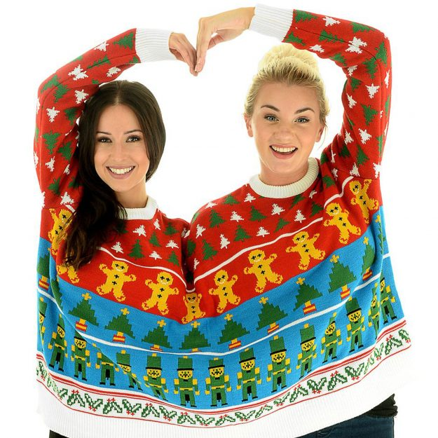 Credit: Cheesy Christmas Jumpers