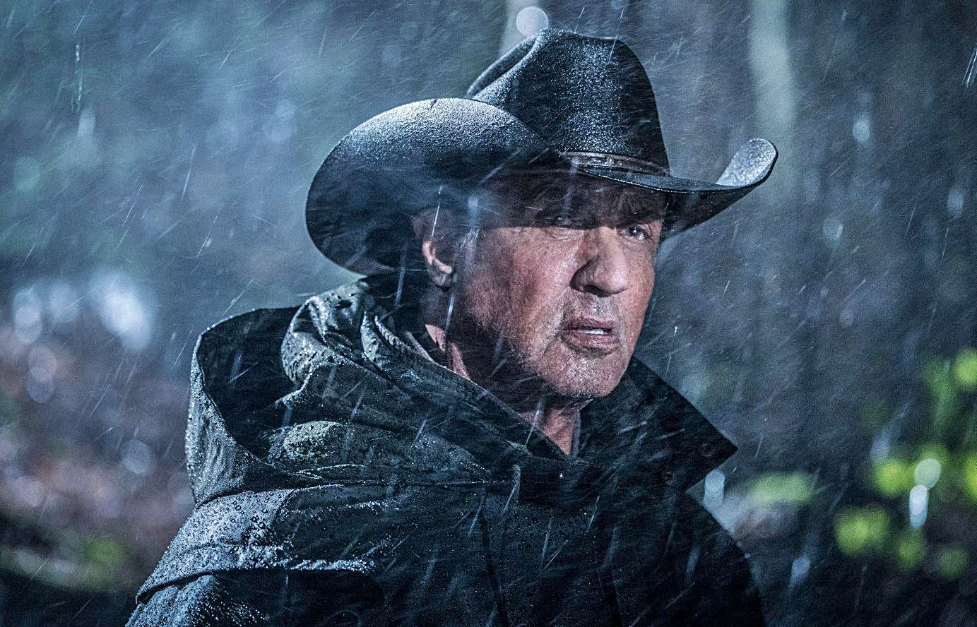 Sly Stallone Brings the Action in First Rambo: Last Blood Trailer!