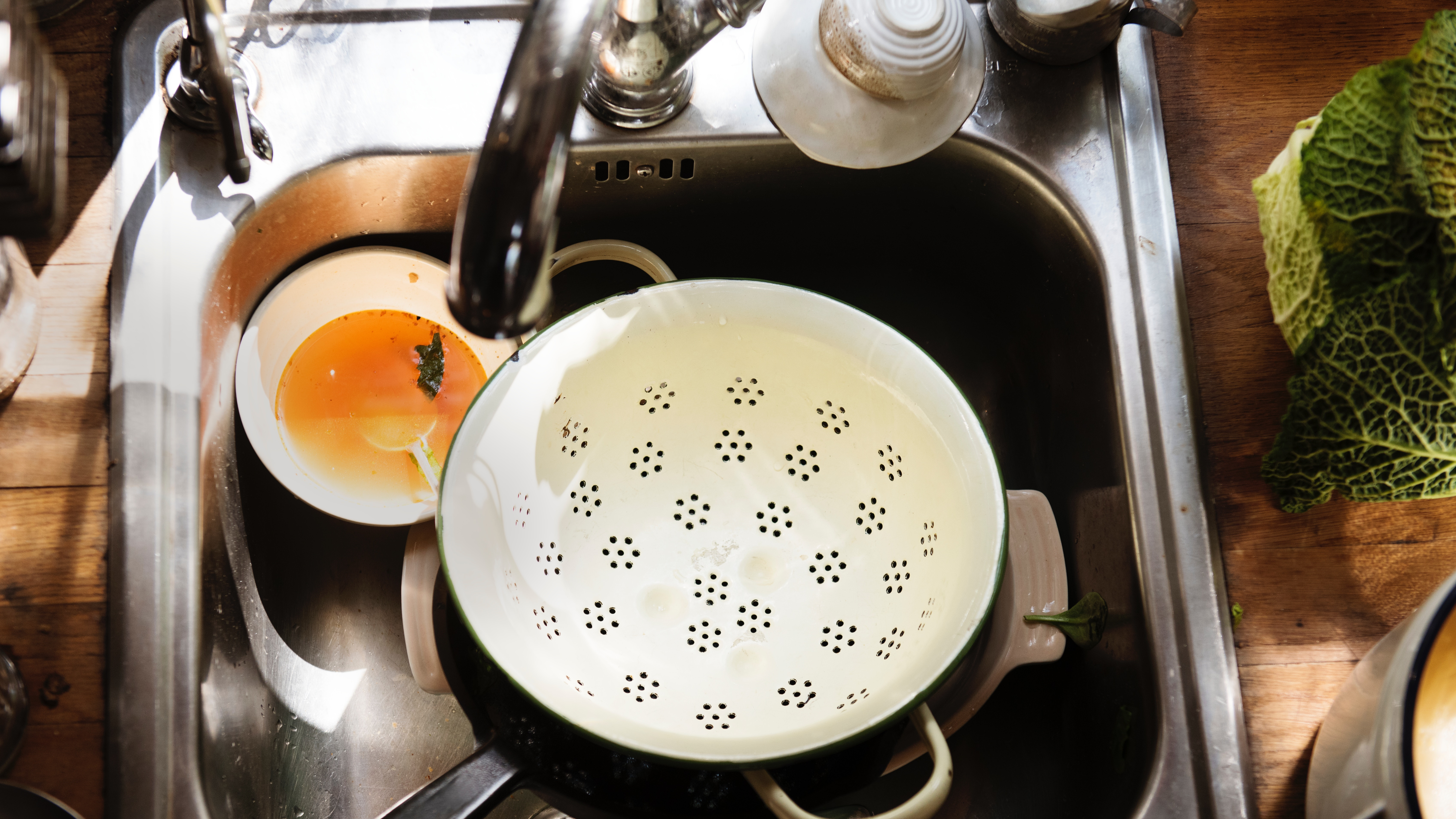 You've Been Washing Up Wrong Your Entire Life